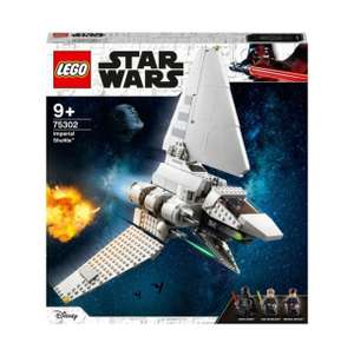 LEGO Star Wars 75302 Imperial Shuttle - £55.99 delivered @ Smyths Toys