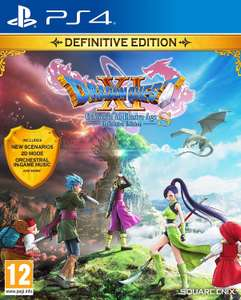 Dragon Quest XI S: Echoes Of An Elusive Age - Definitive Edition (PS4) £17.99 @ Amazon