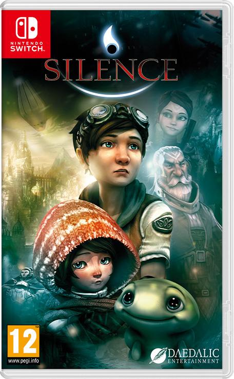 Silence (Nintendo Switch) - £1.59 @ Nintendo eShop