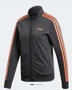 Women's Adidas Essential Track Top Size S & M Now £18.26 with code via app free delivery creators club @ Adidas