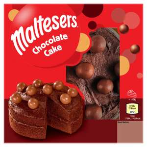Maltesers Buttons Chocolate Cake Now £2 @ Morrisons