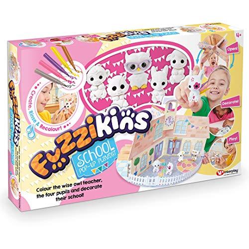 Fuzzikins FF007 Fuzzi School Playset Dolls £9.86 (Prime) + £4.49 (non Prime) at Amazon