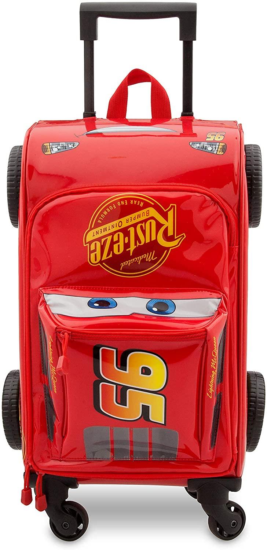 Lightning McQueen Rolling Luggage, Disney Pixar Cars 3 £30.34 delivered, using code @ shopDisney