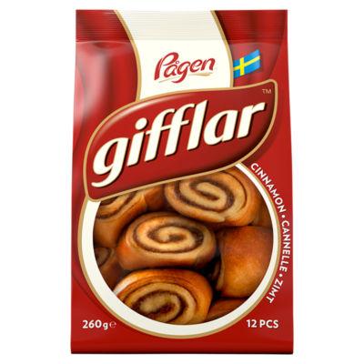 Pagen Gifflar Cinnamon Rolls 260g - £1 @ Asda