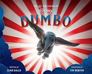 The Art and Making of Dumbo (Disney Editions Deluxe) hardcover artbook £20.06 @ Amazon