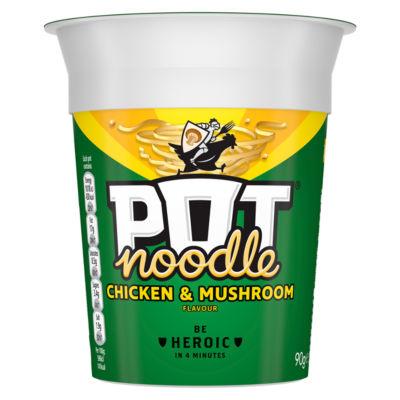 Pot Noodles (11 Varieties) - 50p @ Asda