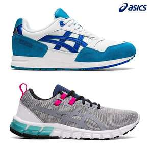 Extra 30% Off selected Asics Trainers, Sportswear & Accessories Today Only + Free Delivery @ Asics