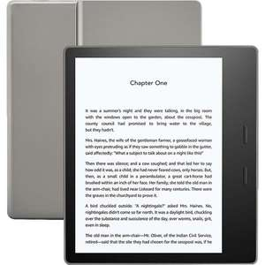"""Amazon Kindle Oasis 7"""" Tablet - Graphite £179 @ AO"""