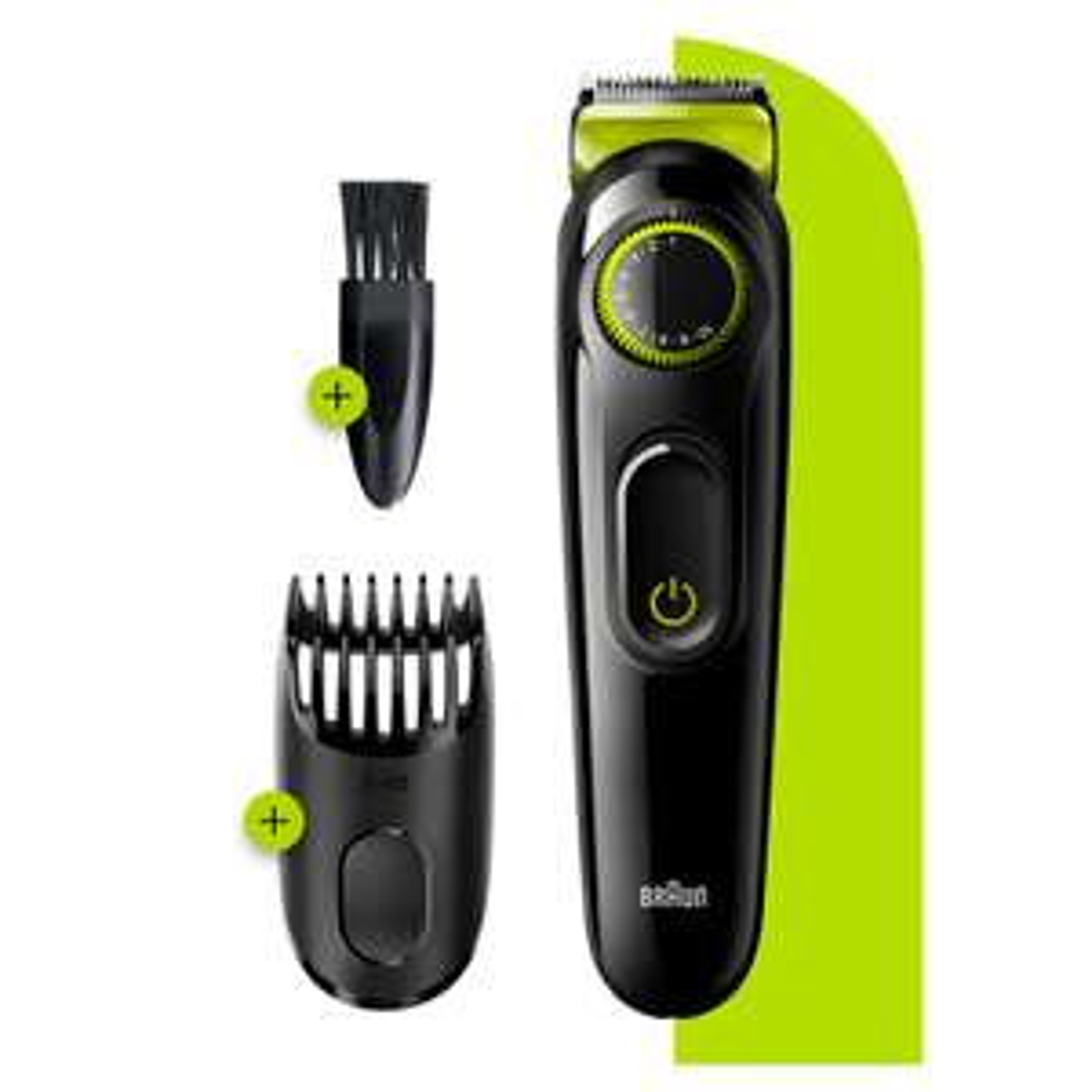 Braun BT3221 Beard Trimmer 0.52p @ Amazon