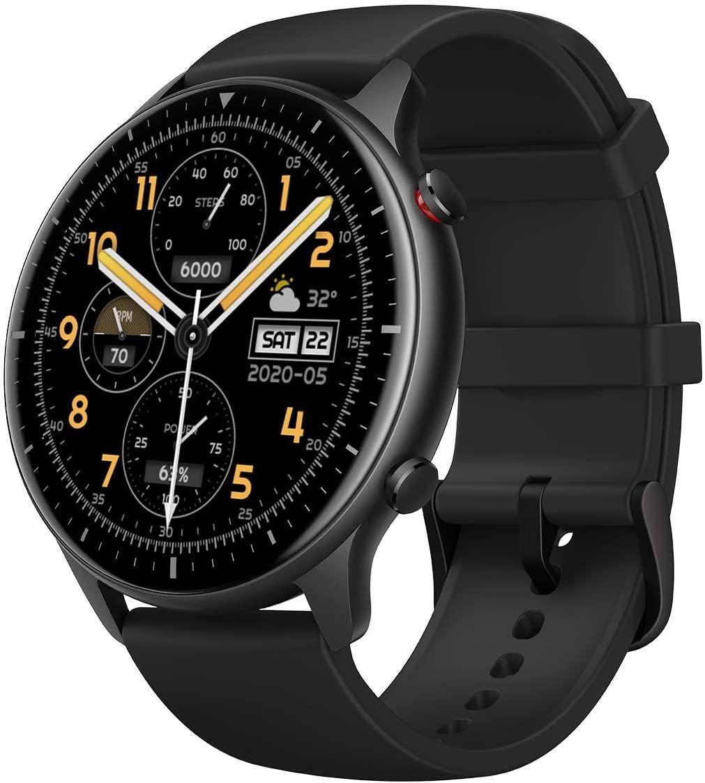 Amazfit GTR 2 Smartwatch 14 Days Battery SpO2, PAI, Bluetooth Calls, GPS, 90 Sports Modes £119.48 (UK Mainland) Sold by Amazon EU @ Amazon