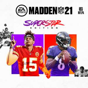 Madden NFL 21 Superstar Edition PS4 and PS5 - £13.17 @ Playstation Store, Turkey