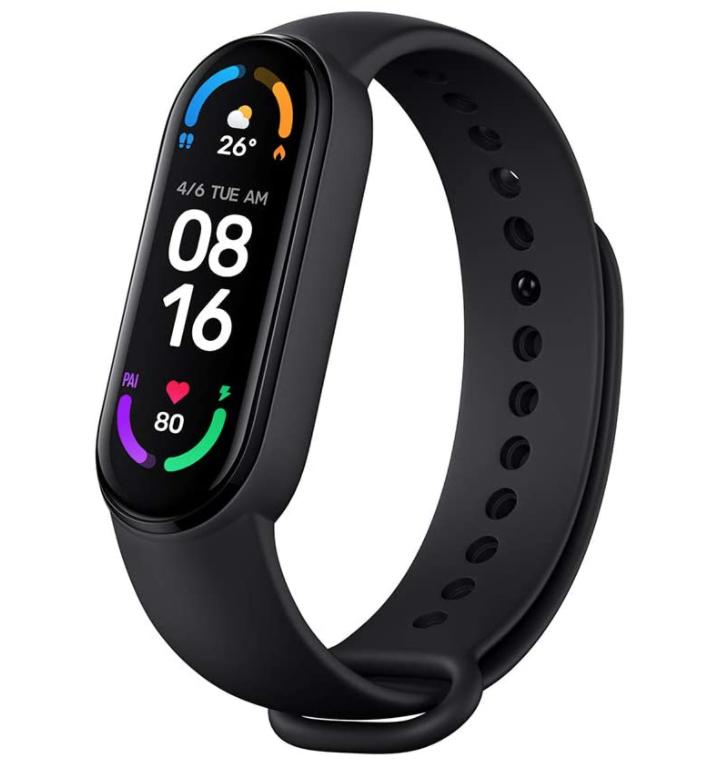 Xiaomi Mi Band 6 SmartWatch / Fitness Tracker (SP02 / Heart Rate /Step Tracker) - £29.99 @ Amazon