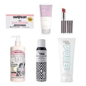 £5 Friday Offers - Includes Bondi Sands Tanning Milk, Skinny Tan Dry Mist, No7 Bronzer & more + Free click & collect on £15 @ Boots