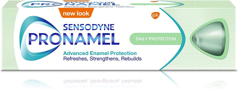 Sensodyne Pronamel Enamel Care Daily Protection Toothpaste, 75ml - £2 Prime / +£4.49 non Prime (15% voucher and 5% S&S - £1.60) @ Amazon