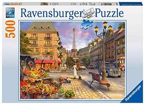 Ravensburger An Evening Walk 500 Piece Jigsaw Puzzle - £5.02 Prime / £9.51 Non Prime (UK Mainland) Sold by Amazon EU @ Amazon