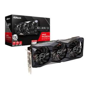 ASRock AMD Radeon RX 6700 XT Challenger Pro OC 12GB Graphics Card £799.99 + £11.50 delivery @ Scan