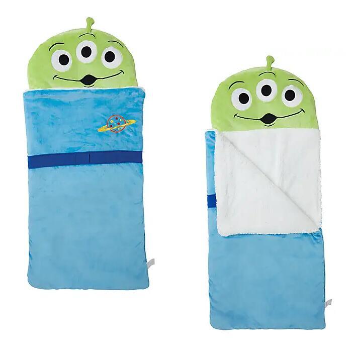 Toy Story Alien Snuggle Blanket - £10.20 Delivered (UK Mainland) @ Dunelm