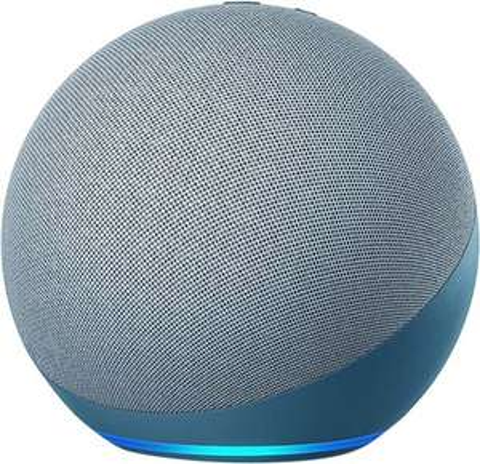 Amazon Echo 4th Gen (L4S3RE) - Twilight Blue, B £40 at CeX