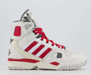 Kid Cudi x Adidas Torsion Artillery Hi (Bill & Ted) trainers Now £80 at Offspring