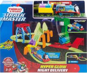 Thomas & Friends Trackmaster Hyper Glow Night Delivery Playset £26.99 delivered (Mainland UK) @ Bargainmax