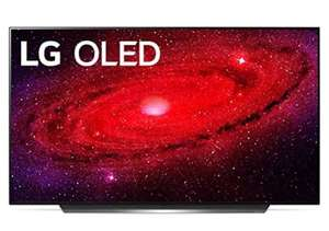 """LG OLED55CX5LB 55 Inch OLED 4K Ultra Smart TV Using code £958.40 also 65"""" LG OLED TV £1,439.20 with code plus free Earbuds @ Very"""