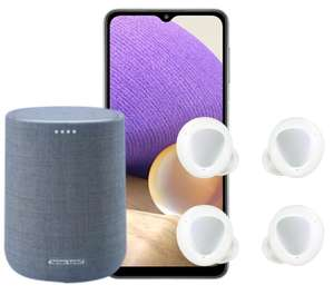 Samsung Galaxy A32 5G Smartphone With 2 Pairs Of Buds+ & An Harman Kardon Speaker - £295.80 Via Student Beans @ Samsung