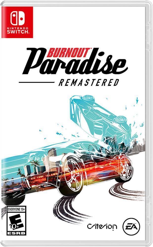 Burnout Paradise Remastered (Nintendo Switch) - £17 delivered (UK Mainland) @ AO