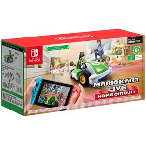 Luigi (Mario Kart) Live Home Circuit for Nintendo Switch - £64.99 Delivered @ 365Games