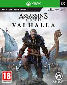 Assassin's Creed Valhalla (Xbox One/Series X) £29.99 at Amazon
