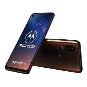 "Motorola One Vision 4GB/128GB 6.3"" FHD+ display, NFC, dual sim £99 + £4.99 delivery or Free Click & Collect at Laptops Direct"