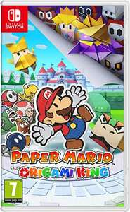 [Nintendo Switch] Paper Mario: The Origami King - £28.97 delivered @ Amazon