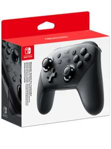 Nintendo Switch Pro Controller - £37 / Ring Fit Adventure - £44 (Customer Returns) @ ElekDirect (AO Outlet)