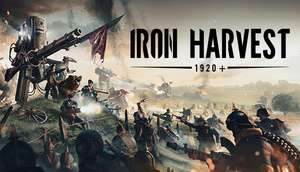 Iron Harvest (Steam PC) Free To Play @ Steam Store