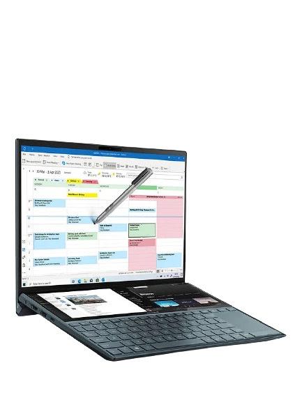 "ASUS ZenBook Duo UX481FL-HJ093T Laptop with Stylus, Intel Core i7 Processor, 16GB RAM, 512GB SSD, 14"" Full HD (Grade B) £719.99 at SMG"