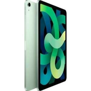 """APPLE 10.9"""" iPad Air 4th Generation (2020) MYFR2 64GB - Green £351.99 with code @ Stock Must Go"""