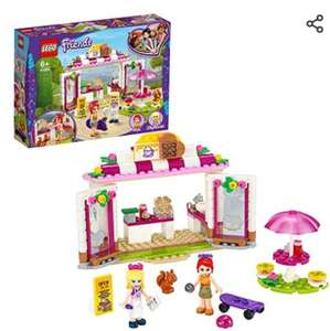 LEGO Friends 41426 Heartlake City Park Café Play Set with Ice Cream Coffee Shop & Stephanie Mini Doll £10 + £4.49 NP @ Amazon