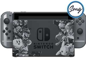 Super Smash Bros Nintendo Switch Console £208 with code @ Stock Must Go