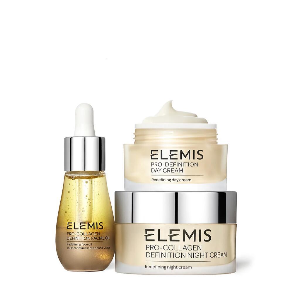 Elemis deal via QVC. Elemis Pro-Collagen Definition Lift & Firm 3 Piece Collection £81.91 delivered @ QVC