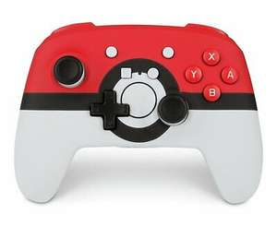 PowerA Nintendo Switch Bluetooth Wireless Controller - Pokeball - £20.99 delivered @ Argos / ebay