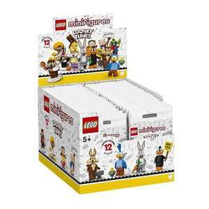 LEGO Minifigures Boxes of 36 - 71030 Looney Tunes / 71029 Series 21 - £99.99 each delivered @ Costco