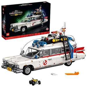 LEGO Creator 10274 Expert Ghostbusters ECTO-1 Car Large Set for Adults, Collectible Model for Display £151.98 @ Amazon