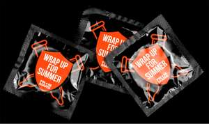 Free - limited edition June 21st condom