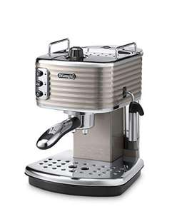 De'Longhi Scultura Barista Pump Espresso Coffee Machine, ECZ351BG, Champagne (used-acceptable) £69.64 delivered @ Amazon Warehouse