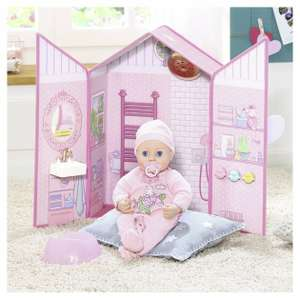 Baby Annabell 2 in 1 Bathroom Playset £7.99 delivered (UK Mainland) @ Argos on eBay