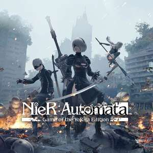 Nier Automata: Game of the YoRHa Edition - £14.99 @ Steam Store