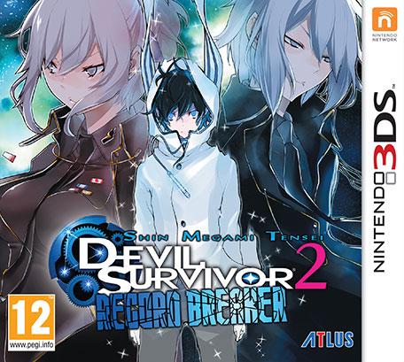 Shin Megami Tensei: Devil Survivor 2 Record Breaker - £8.74 - 3DS via Nintendo eShop