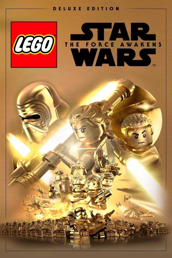 LEGO Star Wars; The Force Awakens Deluxe Edition inc. DLC + Season Passes [Xbox One / Series X/S - via VPN] £3.49 @ Xbox Store Brazil