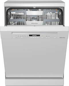 Miele G7100SC Freestanding Dishwasher, White - £499.50 delivered (UK Mainland) @ John Lewis & Partners