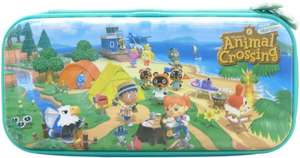 HORI Animal Crossing: New Horizons Vault Case / Deluxe Travel case £8.99 each Delivered @ Monster-Shop