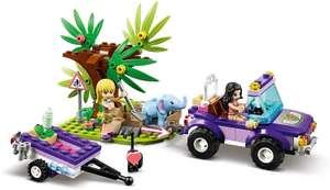 LEGO Friends 41421 Baby Elephant Jungle Rescue £8.10 @ Sainsbury's